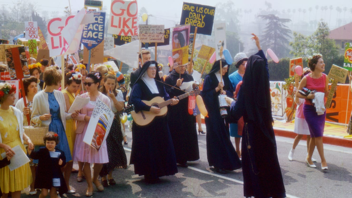 Rebel Hearts Stood Up To The Church To Join Social Movements